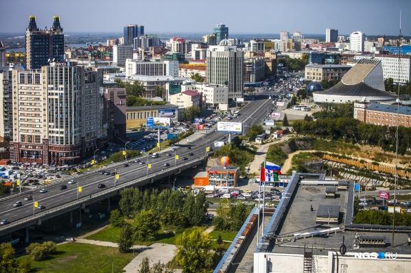 Новосибирску дадут в долг до середины ноября