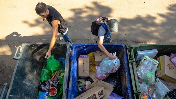 Самарские власти прокомментировали планы по увеличению мусорного тарифа