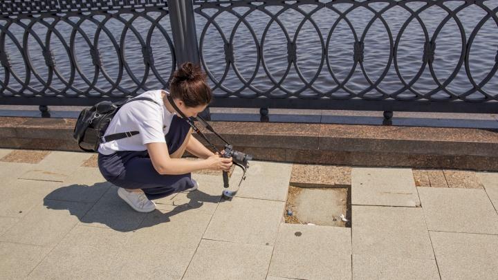 Бесконечное шатание: почему в Ярославле не могут раз и навсегда отремонтировать плитку на Стрелке