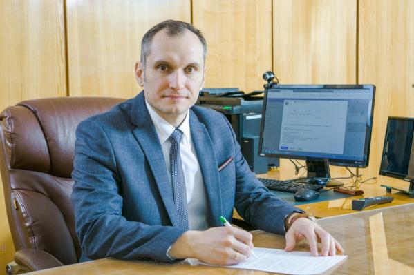 38-летний кандидат технических наук возглавит университет