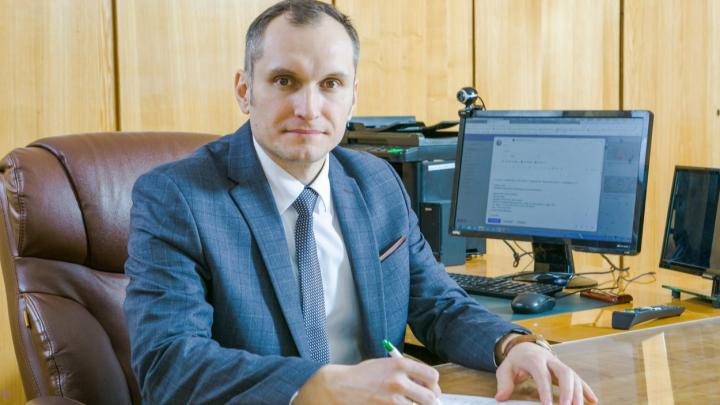38-летний Олег Баулин возглавил УГНТУ