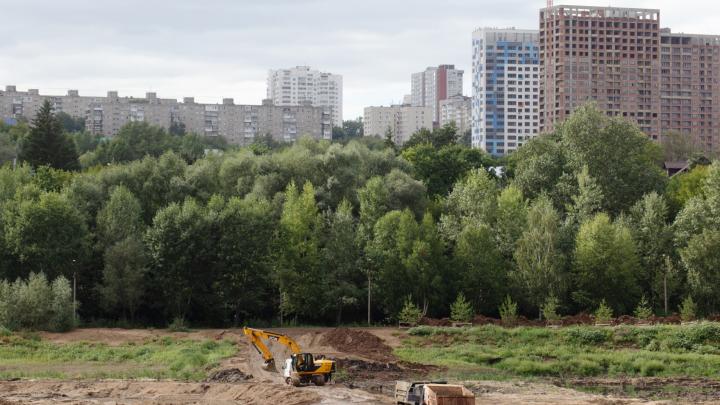 Озеро Кашкадан в Уфе сделают райским местом за 653 миллиона рублей