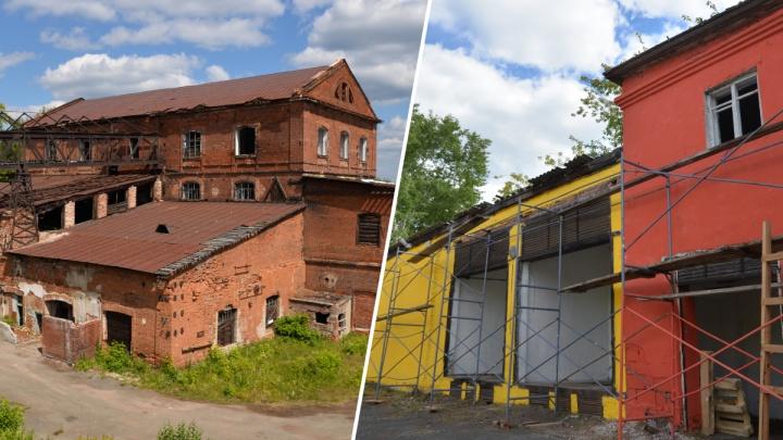 На Урале в развалины старинного завода заселятся хипстеры: первая экскурсия