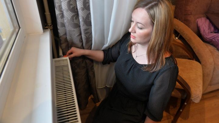 «Жара невыносимая»: в девятиэтажном доме в Екатеринбурге вдруг включили отопление