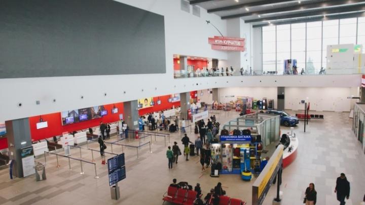 В транспортной прокуратуре рассказали, сколько пассажиров не смогли вылететь из Челябинска из-за тумана
