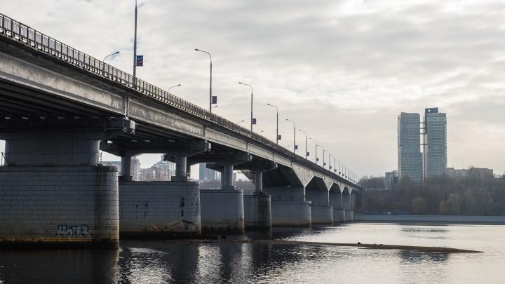 Дмитрий Махонин рассказал Владимиру Путину о строительстве третьего моста через Каму