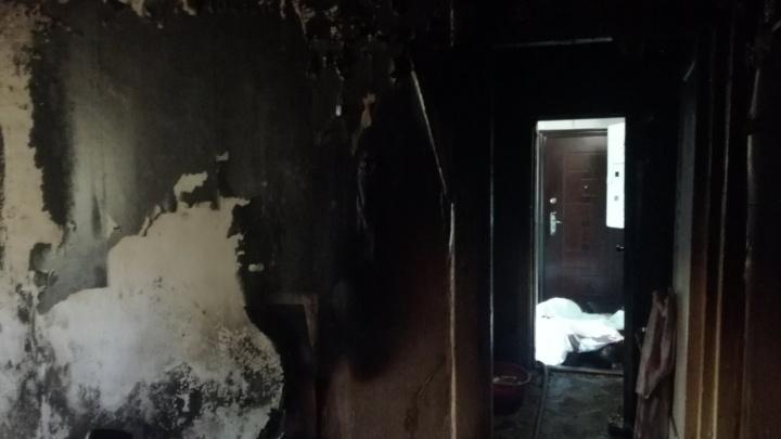 Алкоголь и сигареты: названа причина смертельного пожара на Аэродромной