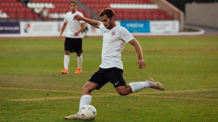 Таганрогский ФК «Форте» проиграл первый матч в своей истории