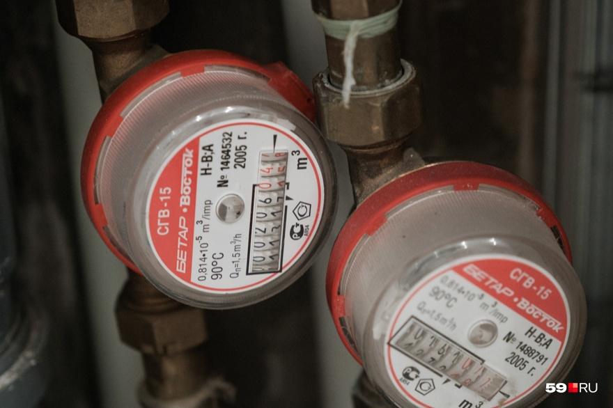Если купите водонагреватель, сможете забыть о счетчике горячей воды