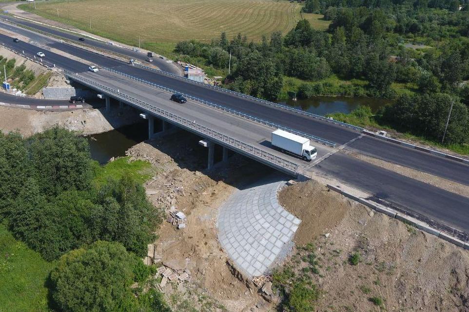15 июля движение по мосту полностью возобновили