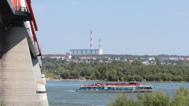 В Новосибирской области продлили экстренное предупреждение из-за аномальной жары