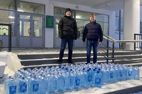 На проблему пациентов отреагировало благотворительной помощью «Объединение предпринимателей Северодвинска»