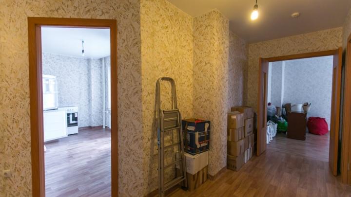 Молодая пара сняла квартиру на неделю и вынесла при выезде всю технику, что была не прикручена