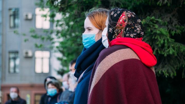 За сутки у полусотни тюменцев выявили коронавирус. Всего заболевших в регионе — больше 8200 человек