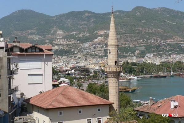 Теперь на курорты Турции самарцы смогут попасть прямо из Самары