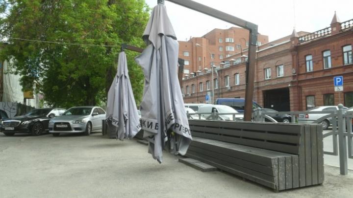 «Будут забиты полностью»: рестораторы — о возможности открыть летние веранды в Екатеринбурге