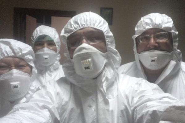 Медики кунашакской больницы ежедневно рискуют заразиться COVID-19, как и другие сотрудники