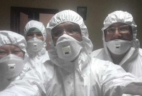 Вспышка коронавируса в южноуральской больнице привела к заражению семи сотрудников