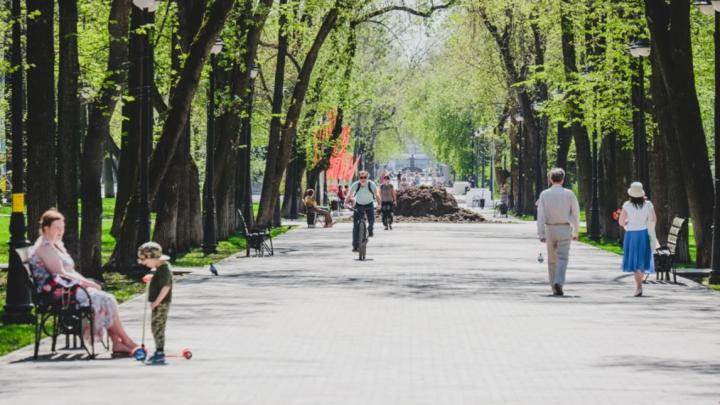 Пермяки пожаловались на химический запах в центре города. Его причины объяснили в пермском ЦГМС