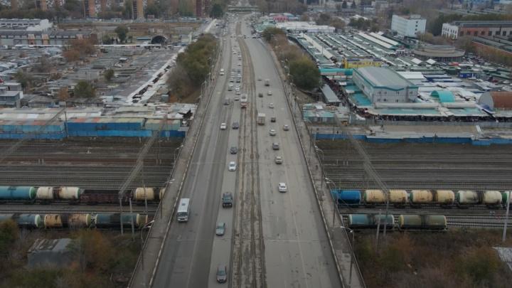 На Пятилетке построят транспортно-пересадочный узел с вокзалом