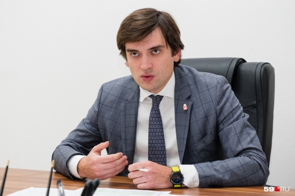 Максим Колесников теперь работает в федеральном Минэкономразвития