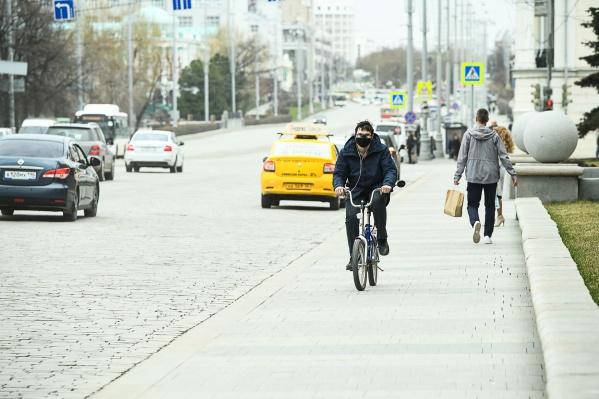 C 19 мая екатеринбуржцам разрешат гулять и заниматься на свежем воздухе