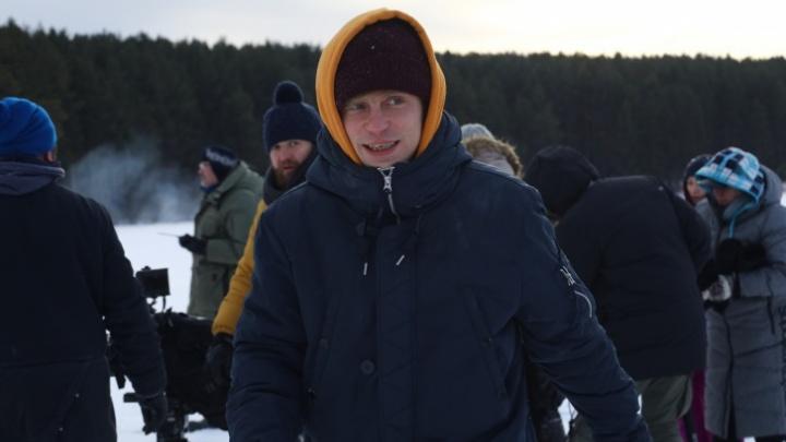 В Свердловской области досняли фильм со звездой «Кадетства». Публикуем первые трейлеры
