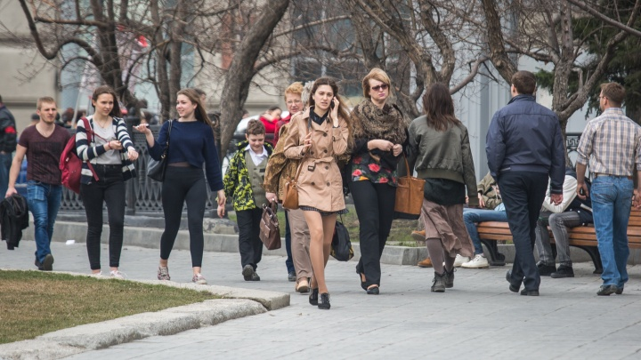 На Новосибирск идёт жара — изучаем прогноз погоды на выходные (пальто вряд ли пригодится)