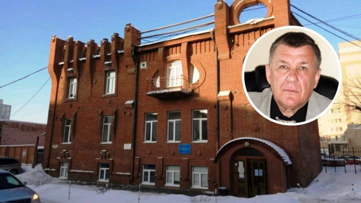 В Омске скончался бывший главврач стоматологической поликлиники