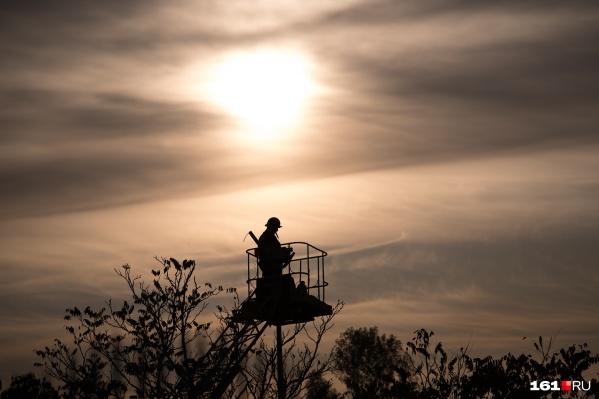 После праздничных выходных света в домах многих ростовчан не будет