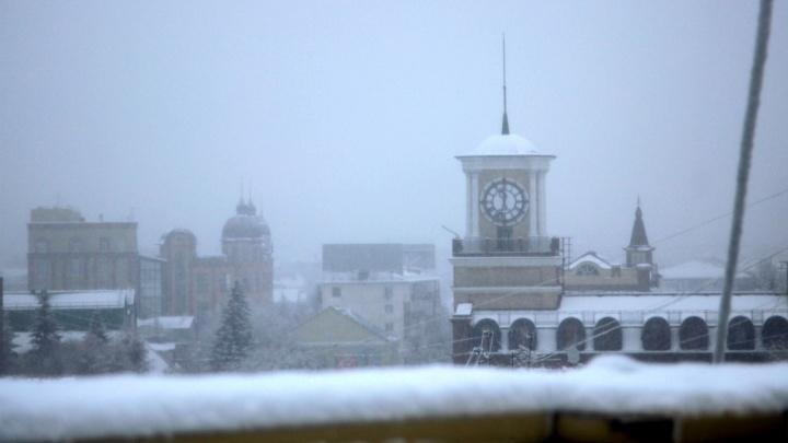 На выходных в Омской области ожидается резкое похолодание до –30