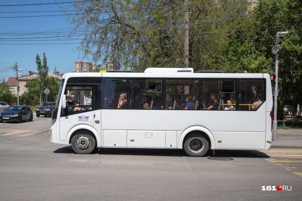 Никто из пассажиров автобуса не пострадал