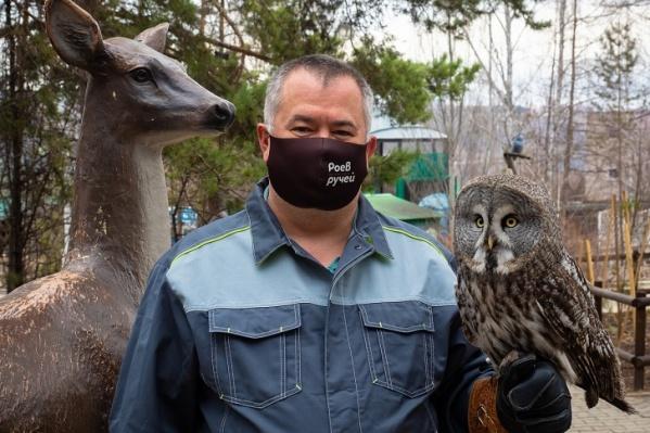 На второй неделе ограничений в парке запустили акцию по предпродаже билетов. Участникам дарили фирменные маски