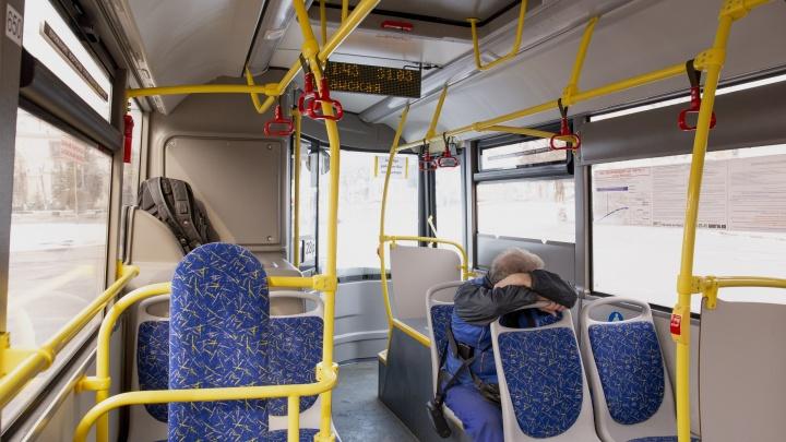 В Ярославле из-за коронавируса отменили девять автобусных маршрутов
