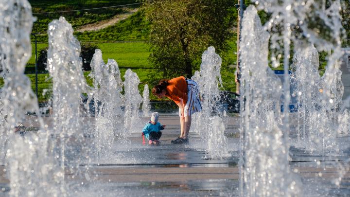 В Перми из-за профилактики на один день отключат фонтаны