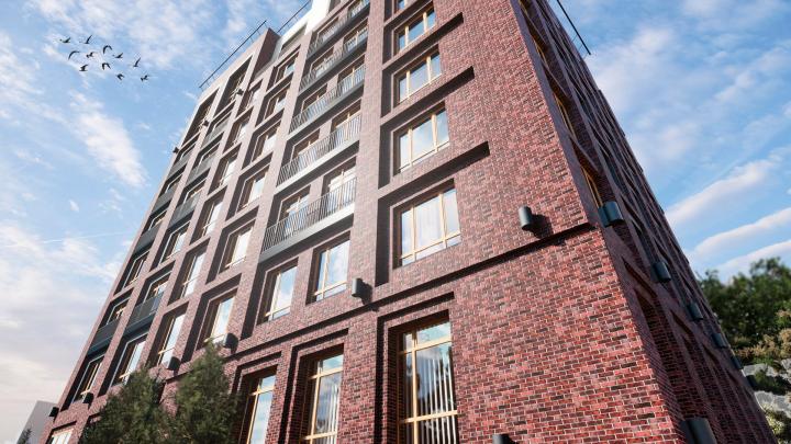 Клубный дом для своих:в центре города открыли продажи двухъярусных пентхаусов с потолками 6 метров
