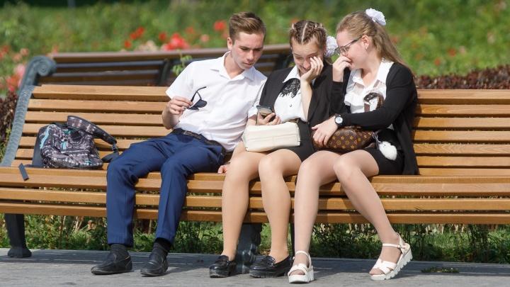 В Волгоградской области остановили дистанционное образование