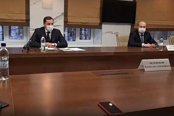 Дискуссия в правительстве началась в 14:00