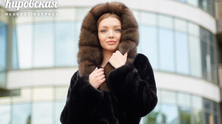Самарским красавицам покажут модные шубки предстоящего сезона