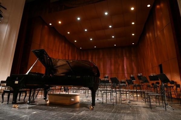 Главной площадкой Дягилевского фестиваля является пермский оперный театр