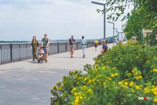 Проект реконструкции набережной планируется подготовить в этом году