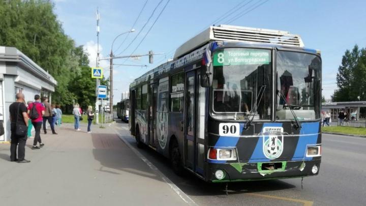 В Ярославле возобновят движение закрытых троллейбусных маршрутов
