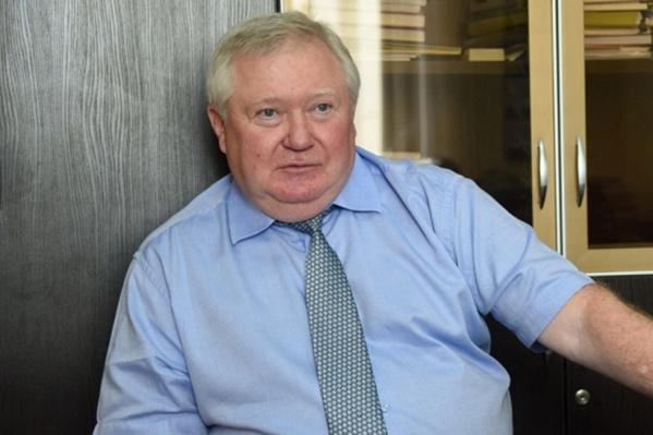 Юрию Дронову было 59 лет