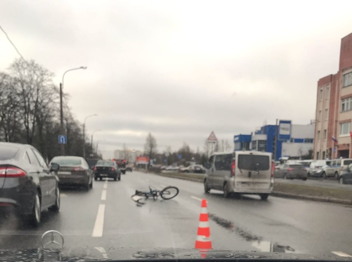 «ДТП и ЧП Санкт-Петербург» / vk.com/spb_today