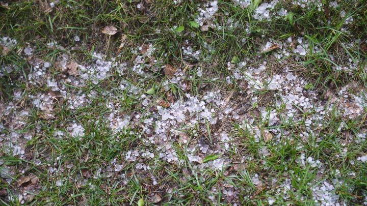 Дожди, град, ветер: свердловские синоптики продлили действие штормового предупреждения на понедельник