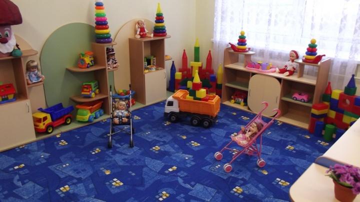 В детских садах Волгограда до начала апреля разрешили свободное посещение
