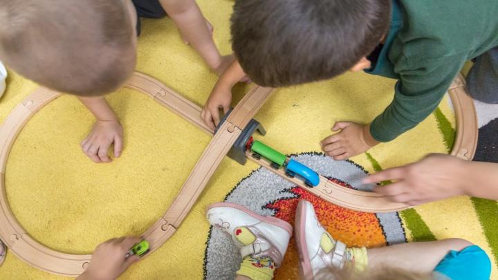 В Самарской области частные детсады будут принимать малышей из муниципальной очереди