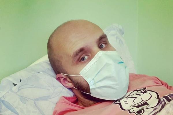 На лечении Илья Лисняк находился более двух недель