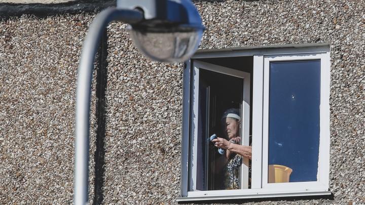 В ачинском доме престарелых произошла вспышка коронавируса
