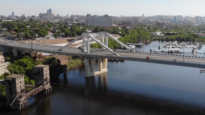 Ростехнадзор снова требует закрыть движение по Фрунзенскому мосту